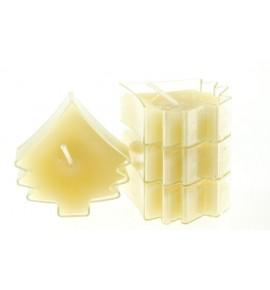 Choinka Cinnamon 4szt. - podgrzewacze kształty zapachowe