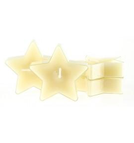 Gwiazdka Lemon Cake 4szt. - podgrzewacze kształty zapachowe