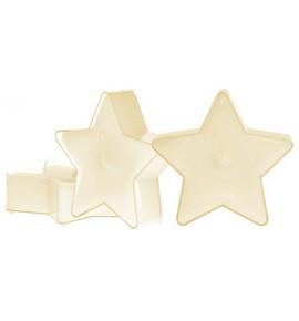 Gwiazdka Iced Cake 4szt. - podgrzewacze kształty zapachowe