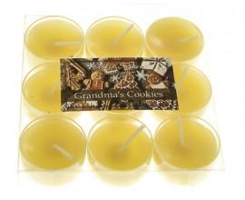 Grandma's Cookies - CIASTECZKA BABCI 9szt.- podgrzewacze zapachowe