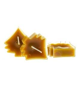 Choinka Cocoa Butter 4szt. - podgrzewacze kształty zapachowe