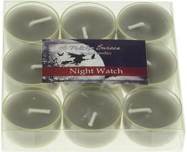 Night Watch - STRAŻ NOCNA 9szt.- podgrzewacze zapachowe