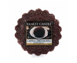 Cappuccino Truffle - Yankee Candle wosk zapachowy