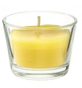 Kokos H-55 - świeca zapachowa w szkle