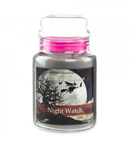 Night Watch - świeca zapachowa w dużym słoju 600g