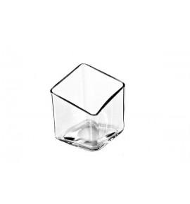 Świecznik 3768A - świecznik szklany