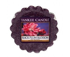 Black Plum Blossom - Yankee Candle wosk zapachowy