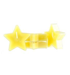 Gwiazdka Cotton Fresh 4szt. - podgrzewacze kształty zapachowe