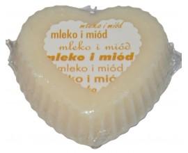 MLEKO I MIÓD - wosk SOJOWY zapachowy