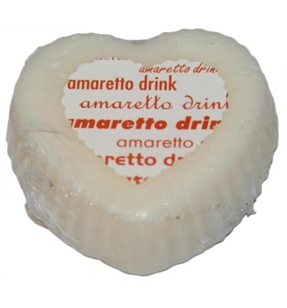 AMARETTO DRINK - wosk SOJOWY zapachowy