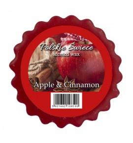 APPLE & CINNAMON - wosk zapachowy