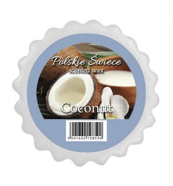 COCONUT - wosk zapachowy