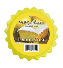 LEMON CAKE - wosk zapachowy