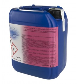 CHLOROX S - Chlor basenowy 5 litrów