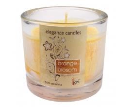 Orange Blossom HEVY-8 - STEARYNOWA świeca zapachowa