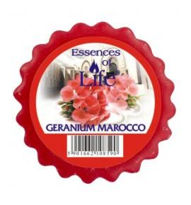 GERANIUM MAROCCO - wosk zapachowy