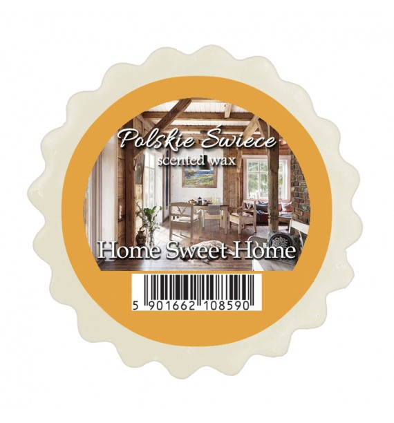 HOME SWEET HOME - wosk zapachowy