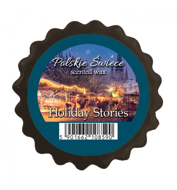 HOLIDAY STORIES - wosk zapachowy