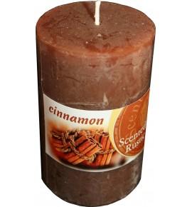 CINNAMON RUSTIC 60/100 - świeca zapachowa