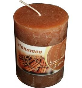 CINNAMON RUSTIC 60/80 - świeca zapachowa