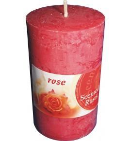 ROSE RUSTIC 60/100 - świeca zapachowa