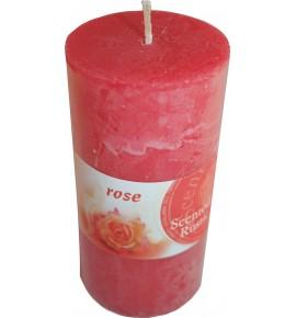 ROSE RUSTIC 60/120 - świeca zapachowa