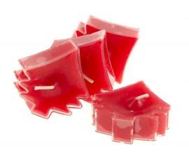Choinka Christmas Candy 4szt. - podgrzewacze kształty zapachowe