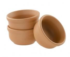 Miska ceramiczna - doniczka lub świecznik M14